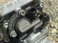 Akseleratoriaus padėties daviklis (Throttle Position Sensor)