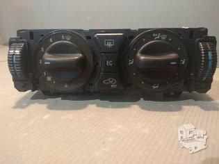 Mercedes Benz W-210 Salono pečiuko valdymas