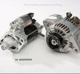 Generatorius Audi A2