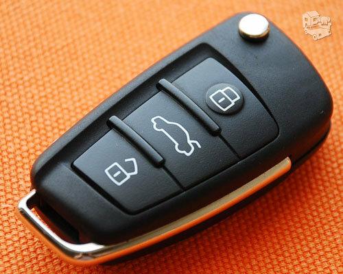 Audi a6 c6 q7 868mhz originalus raktas