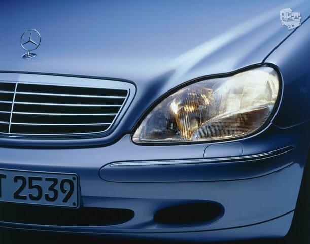 Mercedes Benz S-KLASĖ, W220 Xenon blokas