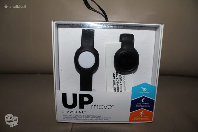 Naujas Jawbone UP MOVE Tracker