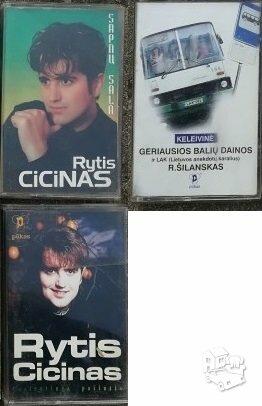 Mc kasetės