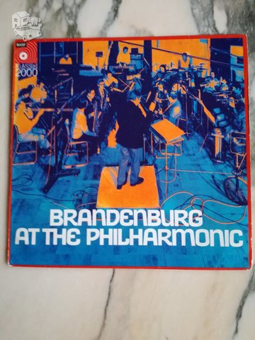 BRANDENBURG-BRANDENBURG AT THE PHILHARMONIC