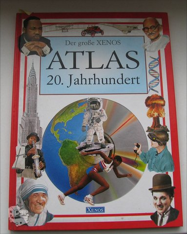 Atlasas vokiečių kalba