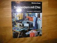 """Knyga (Marlene Esser) """"Schneidern mit Chic"""""""
