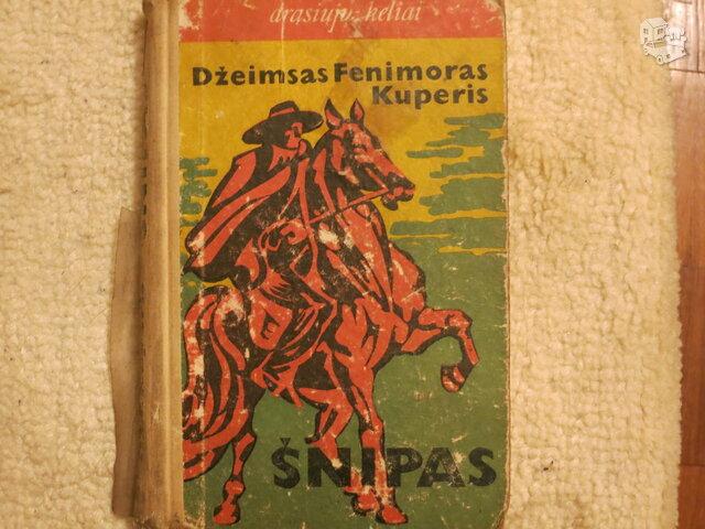 Šnipas. D.F.Kuperis.