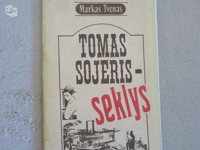 Tomas Sojeris - seklys. M.Tvenas.