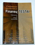 """Gediminas Smalenskas """"Finansų testai"""""""
