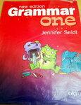 """""""New edition grammar one"""" Jennifer Seidl"""