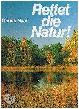"""Stora knyga vokieciu kalba """"Rettet die Natur!"""""""