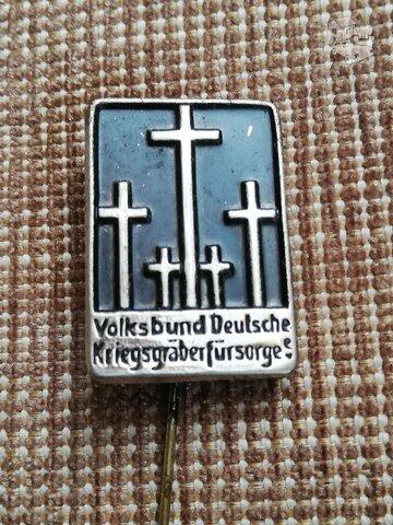 Ww2 vokiskas zenkliukas