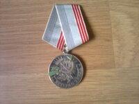 Darbo veterano medalis