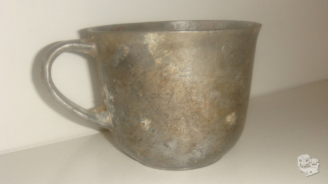 Pokario laikų puodelis