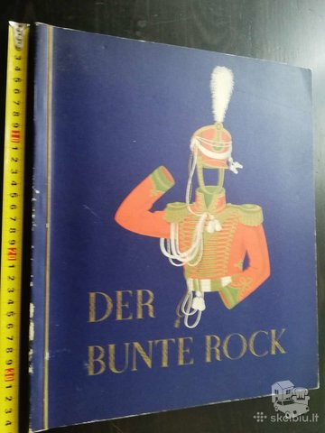 Ww1 vokiska knyga albumas