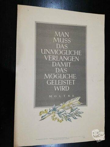 Ww2 vokiskas plakatas