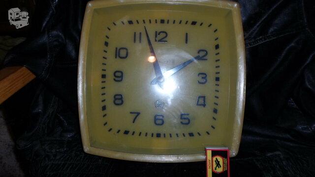 Cccp laikrodis