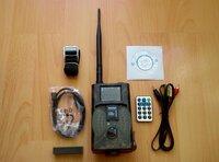 Nauja stebėjimo kamera naktinė ir dieninė