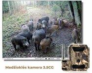 Medžioklinės kameros nuo 99€
