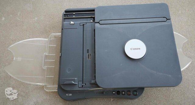 Kopijavimo aparatas Canon FC128. SMS nebendrauju.