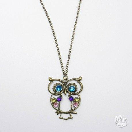 Kaklo papuošalas OWL