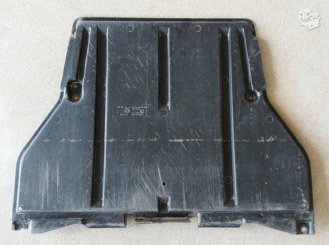 Audi greičių dėžės apsauga