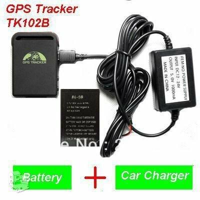 GPS / GPRS auto / moto sekimas