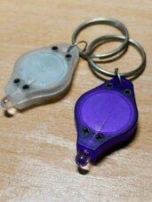 LED raktu pakabukai (1+1)