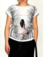 Moteriški marškinėliai. IŠPARDAVIMAS