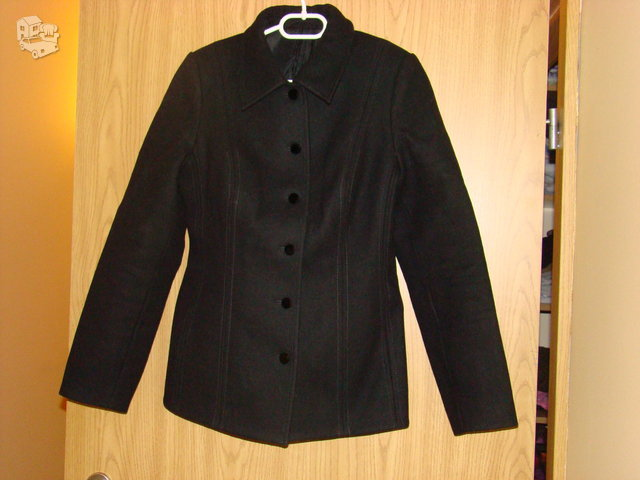 Žieminis/rudeninis vilnonis paltukas