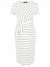 Elegantiškos didelių dydžių suknelės nėštukėms ir ne tik