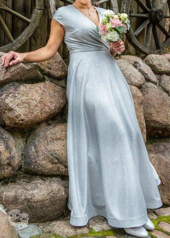 ** Laiminga Proginė/vestuvinė Suknelė **