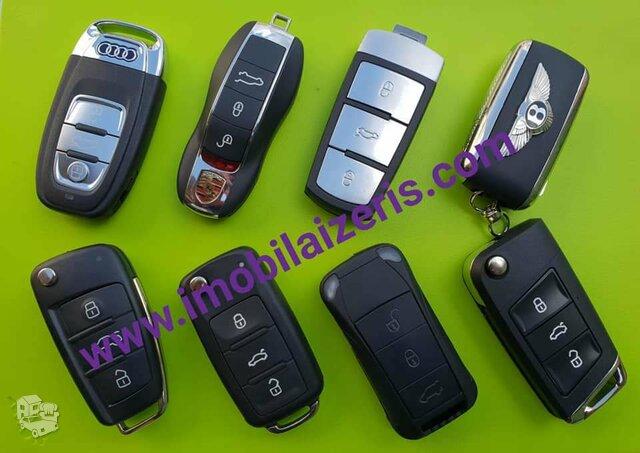 Audi raktas audi raktai gamyba