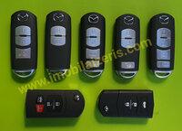 Mazda raktas mazda raktai gamyba