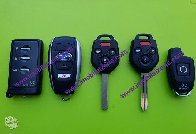 Subaru raktas subaru raktai gamyba