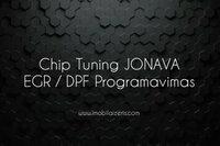 Chip tuning EGR DPF programavimas JONAVA
