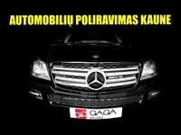 Automobilių poliravimas Kaune