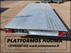 PLATFORMOS NUOMA ! PLATFORMOS MATMENYS: ILGIS 5.m PLOTIS 2.10m.
