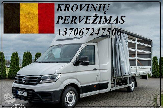 ŠIANDIEN važiuojam Lietuva - Belgija !