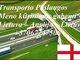 Eksponatų ir parodų įrangos pervežimas Lietuva – Anglija