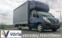 Pervežame krovinius Alytus-Vilnius-Alytus, bei visoje Lietuvoje.