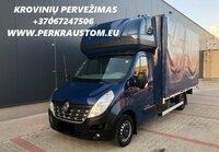 Pervežame krovinius Alytus-Ignalina-Alytus, bei visoje Lietuvoje