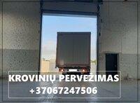 Pervežame krovinius Alytus-Kursenai-Alytus, bei visoje Lietuvoje
