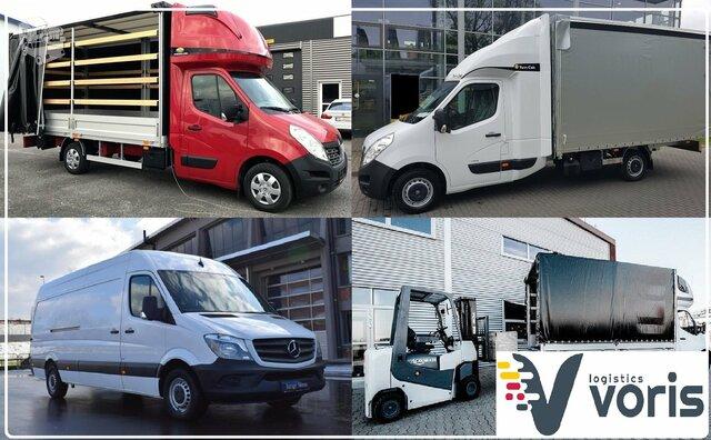 Pilnų ir dalinių krovinių gabenimas Lietuvoje ir Europos s