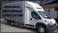 Teikiame šias krovinių pervežimo paslaugas: Pavojingi kroviniai;