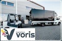 Įvairių krovinių pervežimas (pilni arba daliniai kroviniai)