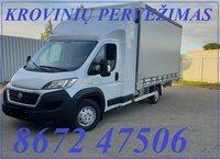 Extra paslauga (ypač skubių siuntų gabenimas)  LIETUVA - EUROPA