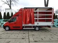 Kasdien vezame krovinius is Lenkijos, Vokietijos