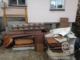 Senu baldu isvezimas Klaipeda, Kretinga, Gargzdai