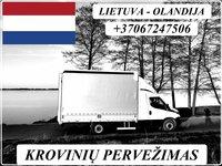 Lietuva- Olandija - Lietuva !